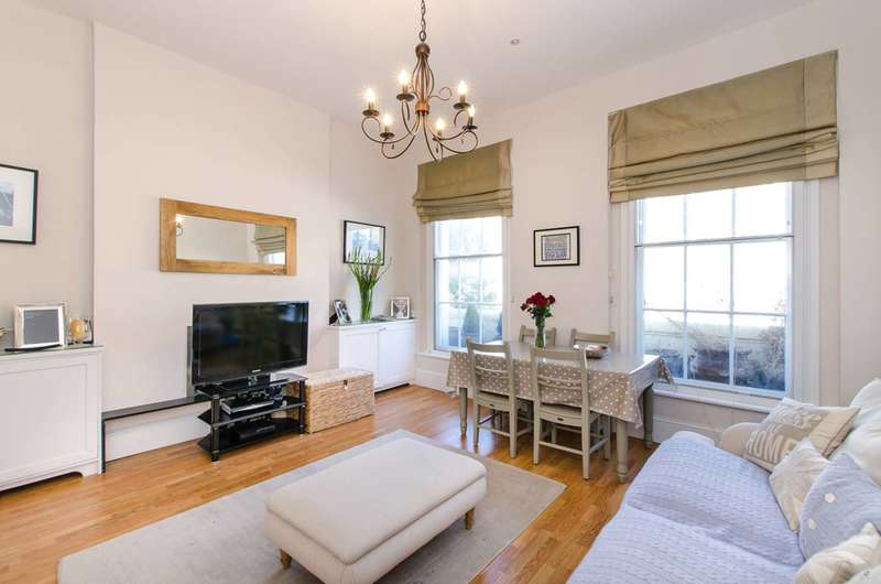 3 Bedrooms Maisonette Flat for sale in Lupus Street, Pimlico, SW1V