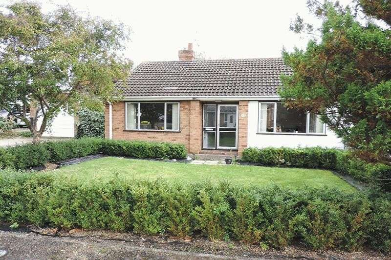 2 Bedrooms Semi Detached Bungalow for sale in London End, Milton Ernest