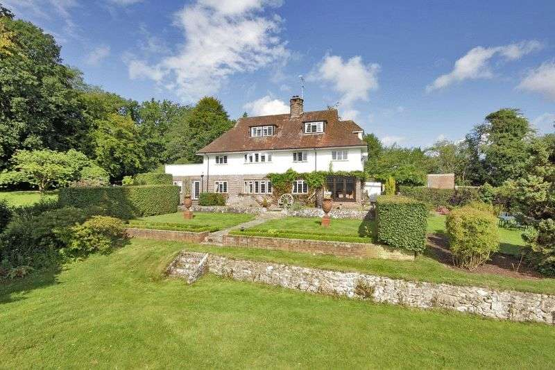 6 Bedrooms Detached House for sale in Crawley Down, West Sussex