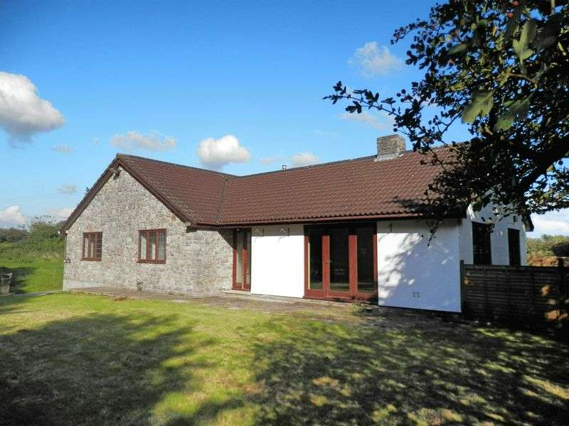 3 Bedrooms Detached House for sale in Ashton, Wedmore