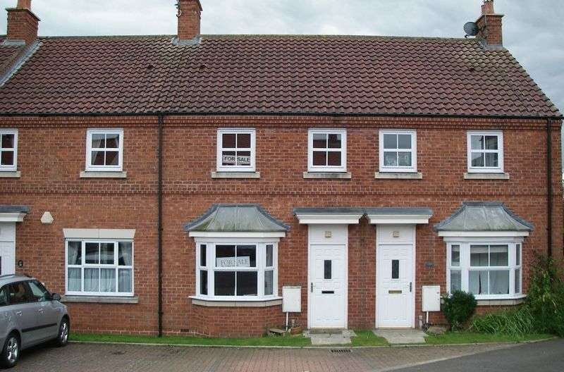 3 Bedrooms Terraced House for sale in Westfield Mews, York