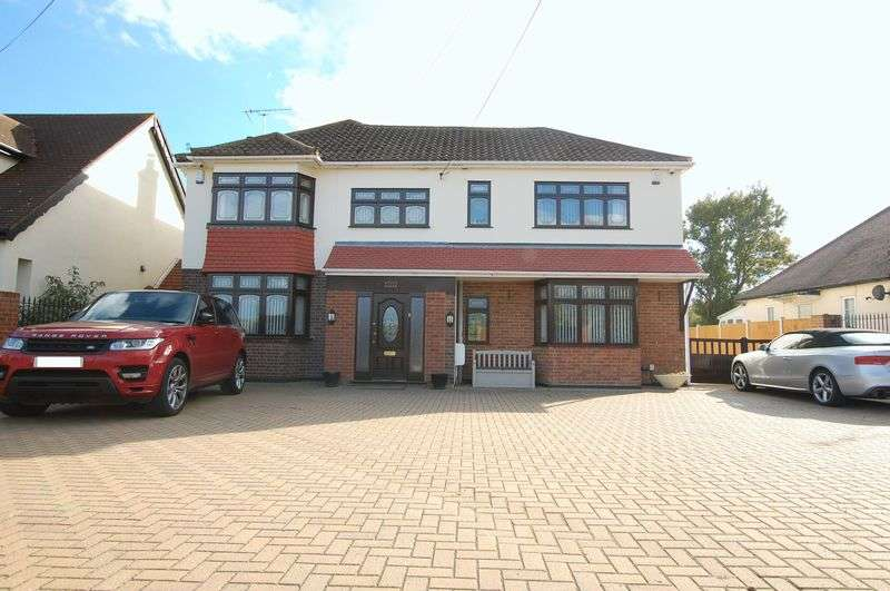 6 Bedrooms Detached House for sale in Bulphan Village