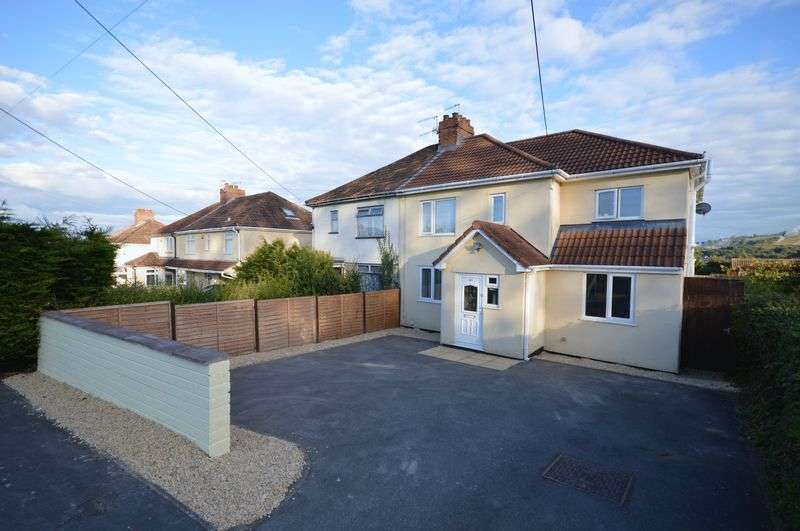 4 Bedrooms Semi Detached House for sale in Highridge Road, Bristol