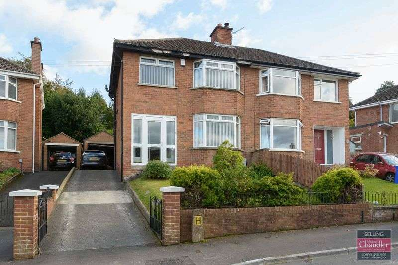 3 Bedrooms Semi Detached House for sale in 17 Beechgrove Crescent, Belfast, BT6 0NG