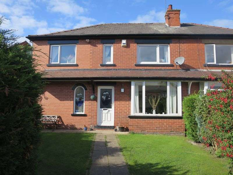 4 Bedrooms Semi Detached House for sale in Marina Crescent, Morley