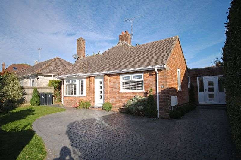 3 Bedrooms Detached Bungalow for sale in Grosvenor Crescent, Dorchester, DT1