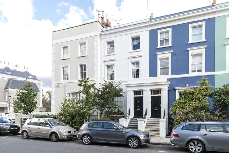 4 Bedrooms Terraced House for sale in Elgin Crescent, London, W11