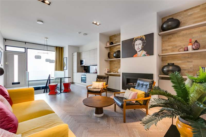 2 Bedrooms Ground Flat for sale in New Kings Road, London, SW6