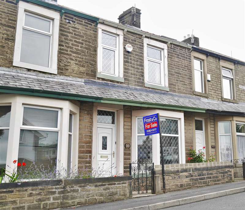 2 Bedrooms Terraced House for sale in Penrith Road, Colne