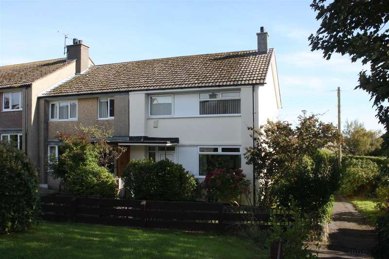 3 Bedrooms End Of Terrace House for sale in Ffordd Lligwy, Moelfre