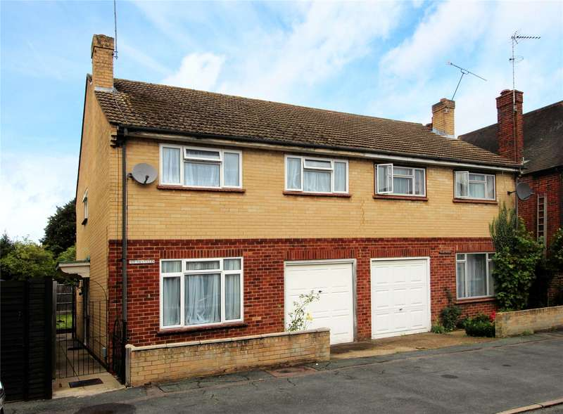 3 Bedrooms Semi Detached House for sale in Derry Vale, Beaconsfield Road, Woking, Surrey, GU22