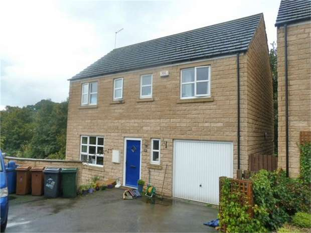 4 Bedrooms Detached House for sale in Chantry Orchards, Dodworth, Barnsley, South Yorkshire