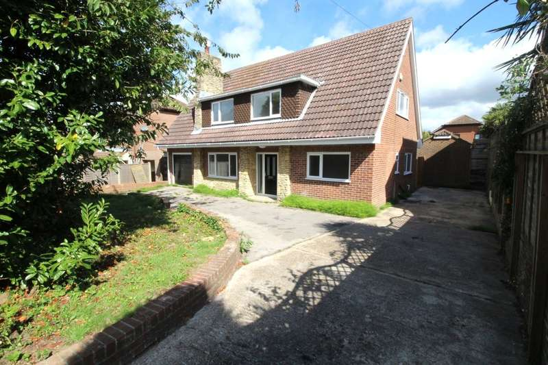 4 Bedrooms Detached Bungalow for sale in Warsash Road, Fareham, PO14