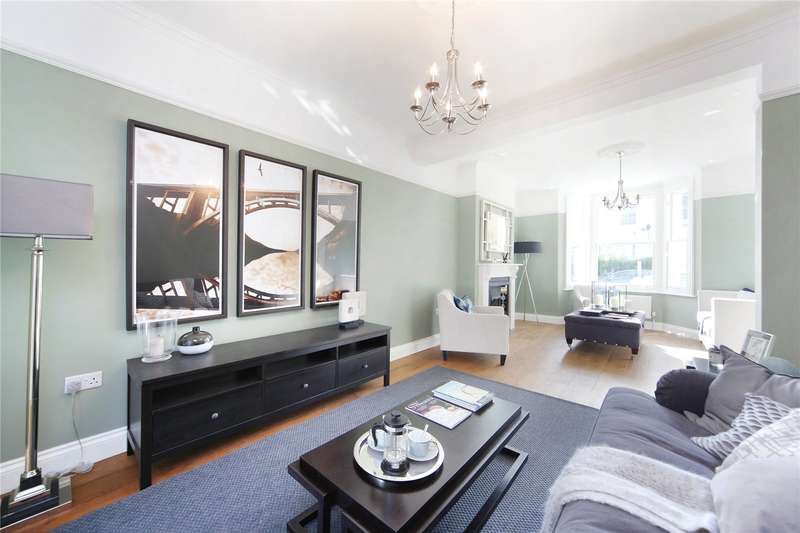 5 Bedrooms Terraced House for sale in Balham Grove, Nightingale Triangle, London, SW12