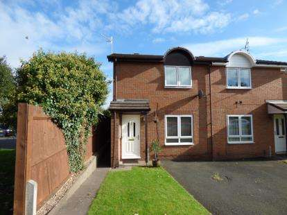 2 Bedrooms Semi Detached House for sale in Petford Street, Old Hill, Cradley Heath, West Midlands