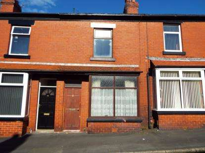 2 Bedrooms Terraced House for sale in Geoffrey Street, Chorley, Lancashire