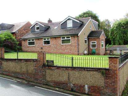 4 Bedrooms Bungalow for sale in Joel Lane, Gee Cross, Hyde, Cheshire