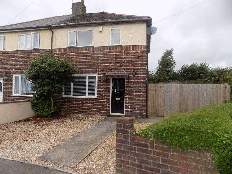 2 Bedrooms Semi Detached House for sale in Coychurch Road Gardens, Bridgend, Bridgend. CF31 3AS