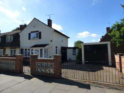 2 Bedrooms Semi Detached House for sale in Sturdee Road, Leicester, Leicestershire