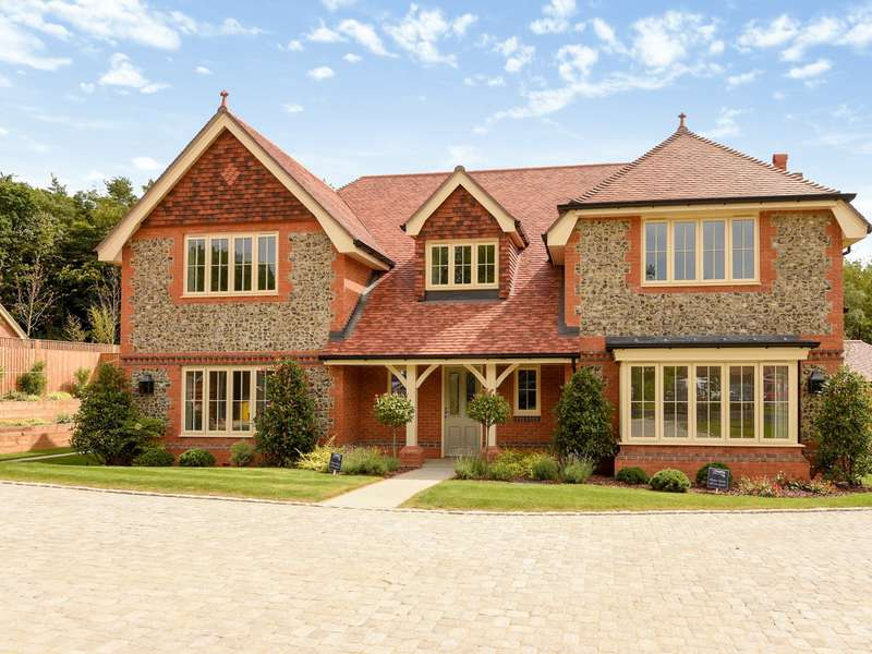5 Bedrooms Detached House for sale in Kit Lane, Checkendon, Henley on Thames, RG8