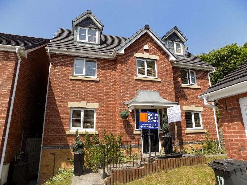 4 Bedrooms Detached House for sale in St Catherines Court, Baglan, Port Talbot, Neath Port Talbot. SA12 8AJ