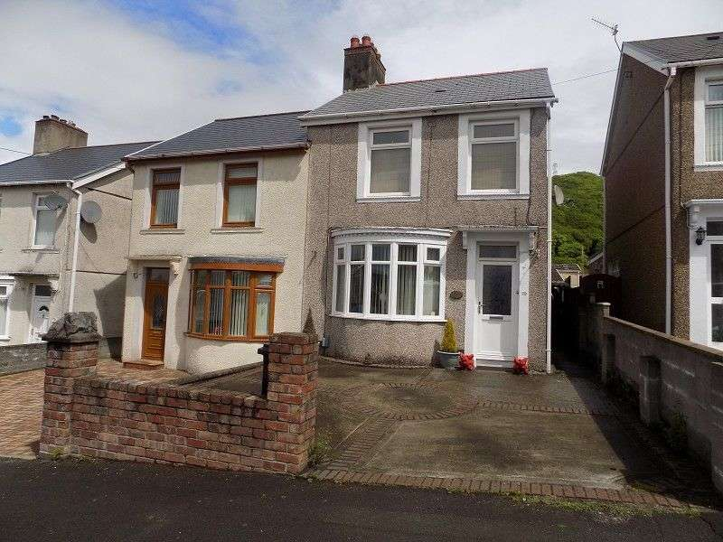 3 Bedrooms Semi Detached House for sale in Gower Crescent, Baglan, Port Talbot, Neath Port Talbot. SA12 8BT