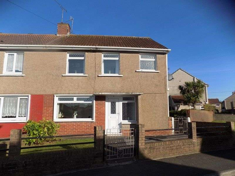 3 Bedrooms Semi Detached House for sale in Sable Avenue, Port Talbot, Neath Port Talbot. SA12 7SB