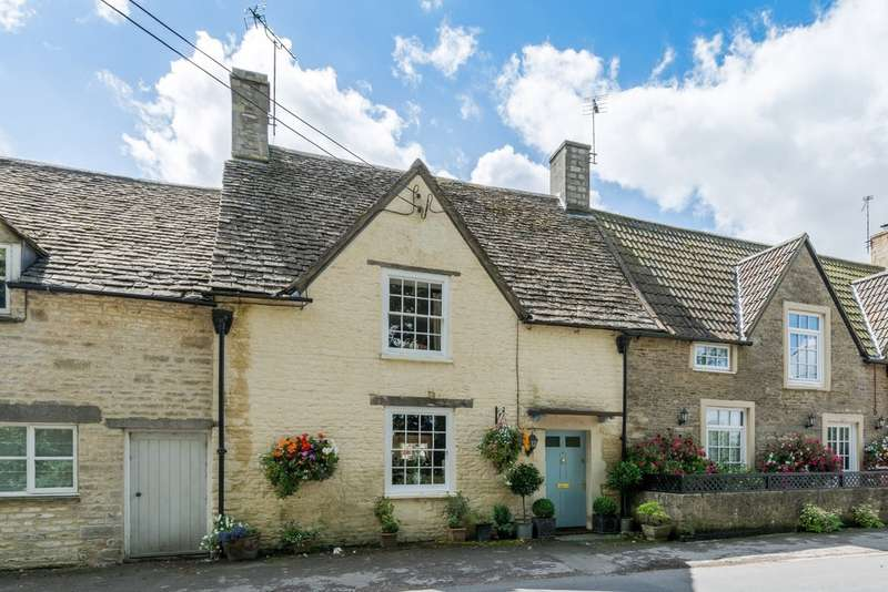 2 Bedrooms Cottage House for sale in Chapel Row, Luckington