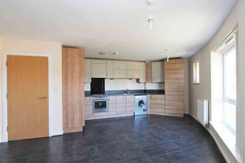 2 Bedrooms Apartment Flat for sale in Springhead Parkway, Gravesend