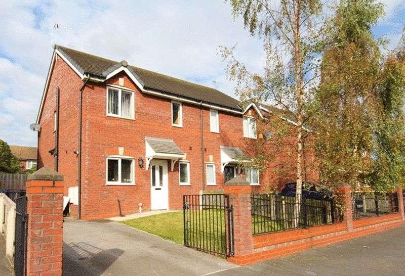 3 Bedrooms Semi Detached House for sale in Lee Park Avenue, Belle Vale, Liverpool, L25