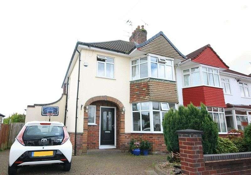3 Bedrooms Semi Detached House for sale in Babbacombe Road, Childwall, Liverpool, L16
