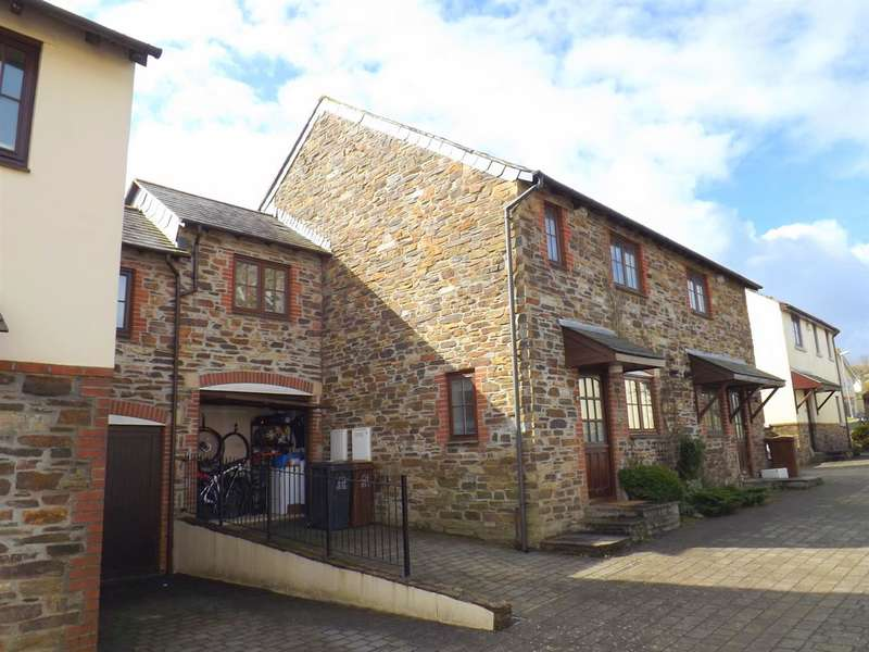4 Bedrooms Semi Detached House for sale in Coles Cottages, Down Thomas, Plymouth