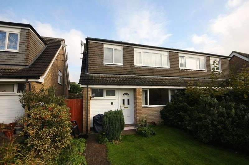 4 Bedrooms Semi Detached House for sale in Green Lane, Kensworth