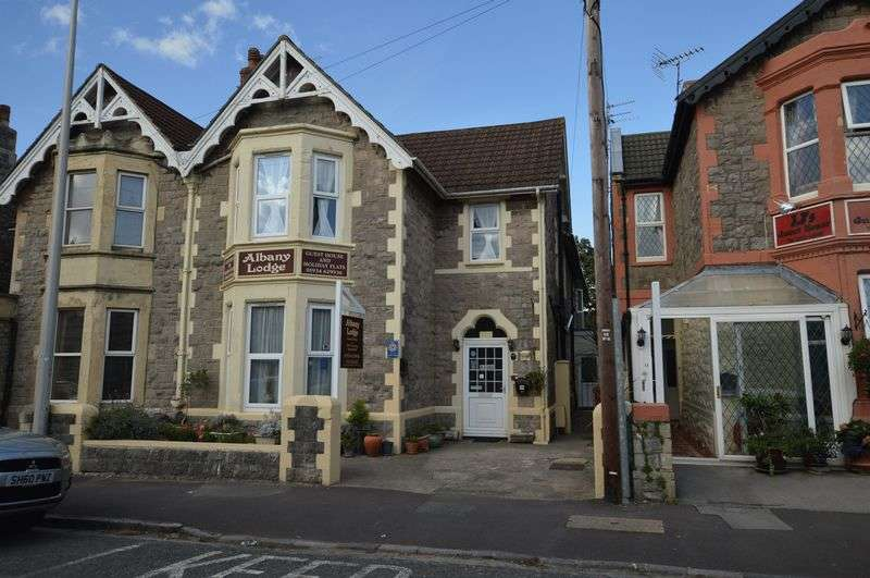 9 Bedrooms Semi Detached House for sale in Clevedon Road, Weston-Super-Mare