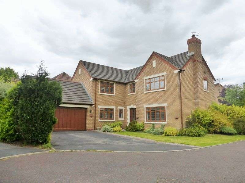 4 Bedrooms Detached House for sale in Avenham Close, Banks, Southport