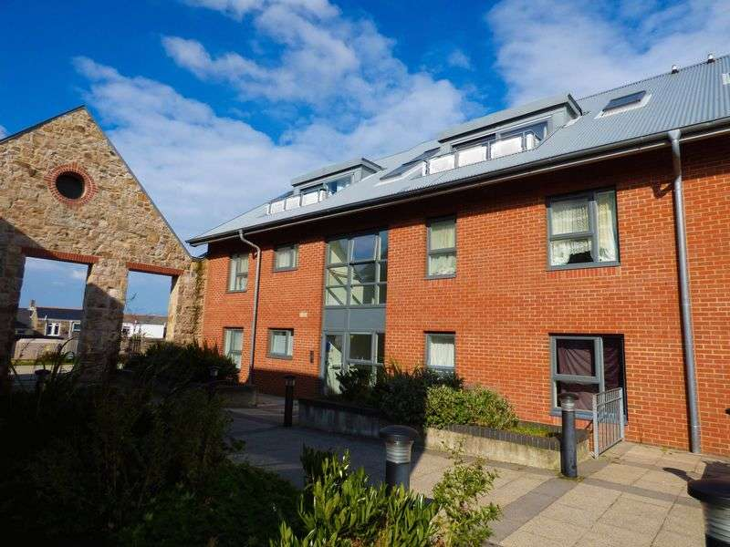 1 Bedroom Flat for sale in SHARED OWNERSHIP FLAT WITH BALCONY, CAMBORNE