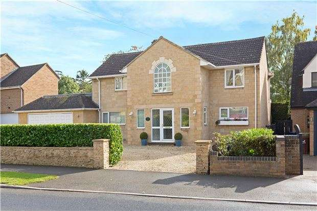 4 Bedrooms Detached House for sale in Southlawn Southam Lane, Southam, CHELTENHAM, Gloucestershire, GL52 3NY