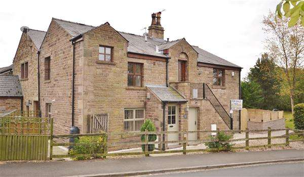 2 Bedrooms Apartment Flat for sale in Heapey House Cottages, Heapey, Chorley