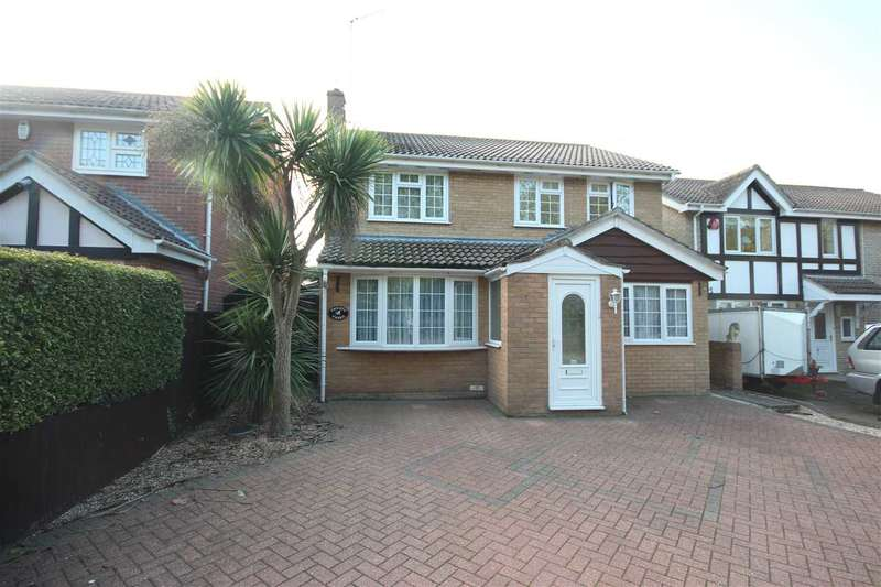 2 Bedrooms Detached House for sale in Raycliff Avenue, Clacton-On-Sea
