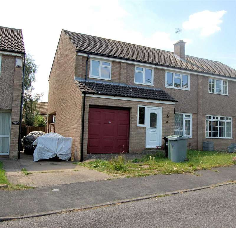 4 Bedrooms Semi Detached House for sale in Ashley Drive, Gonerby Hill Foot