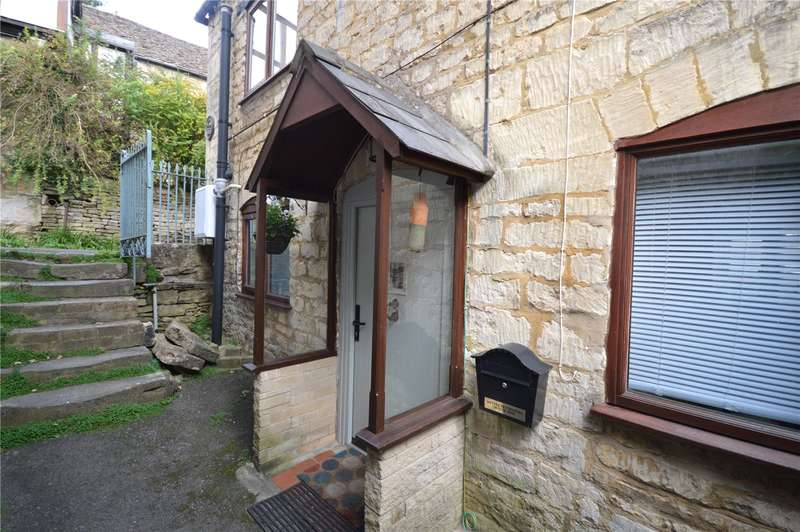 2 Bedrooms Terraced House for sale in High Street, South Woodchester, Stroud, Gloucestershire, GL5