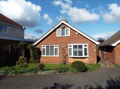 3 Bedrooms Bungalow for sale in Elms Lane, Shareshill, Wolverhampton, Staffordshire