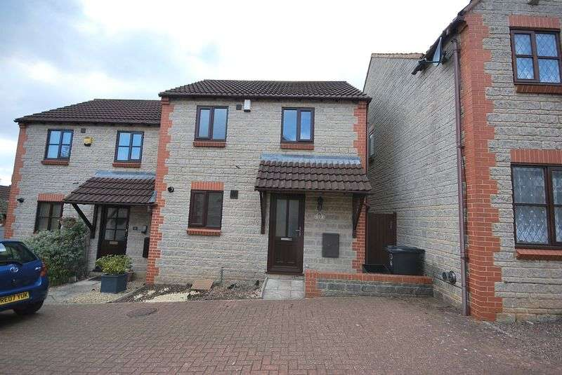 2 Bedrooms Semi Detached House for sale in 10 Preacher Close, Bristol