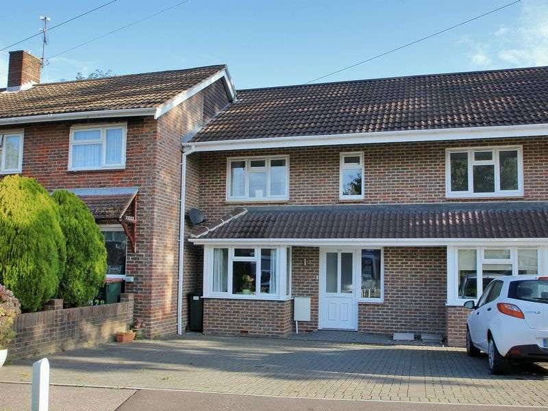 3 Bedrooms Terraced House for sale in Martyrs Avenue, Langley Green, Crawley, West Sussex