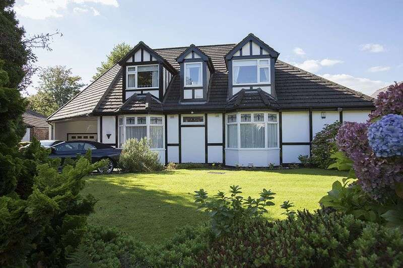 5 Bedrooms Detached House for sale in Wilmslow Road, Cheadle