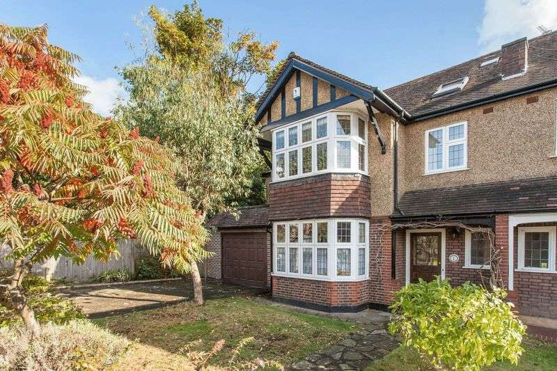5 Bedrooms Semi Detached House for sale in Bishops Avenue, Bromley