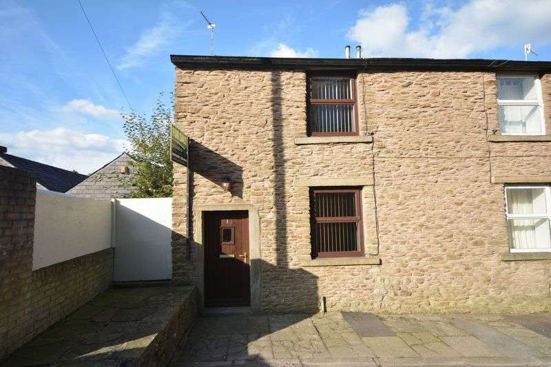 2 Bedrooms Cottage House for sale in Curate Street, Great Harwood