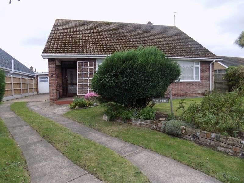 2 Bedrooms Detached Bungalow for sale in Sun Lane, Bradwell, Great Yarmouth