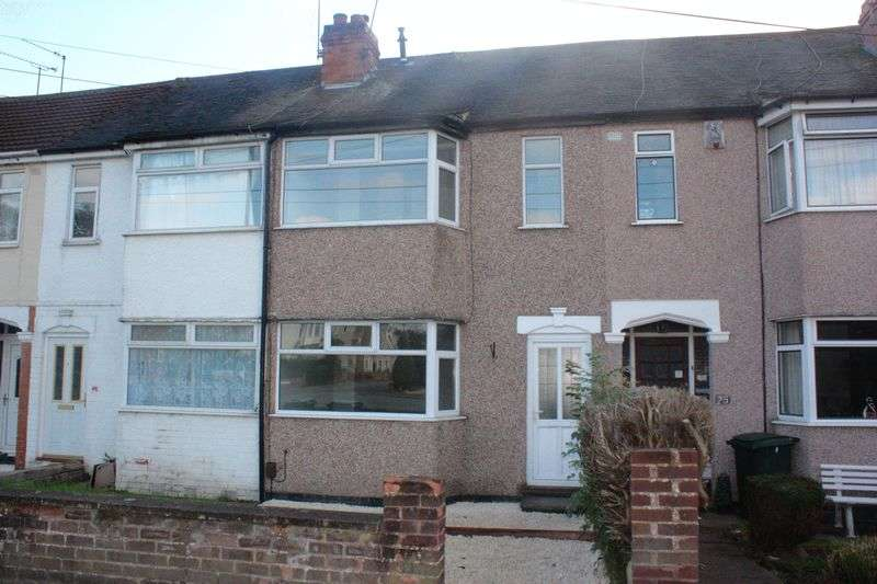 2 Bedrooms Terraced House for sale in Two Bedroom Mid Terrace House - Grayswood Avenue, Coventry, CV5