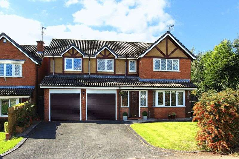 4 Bedrooms Detached House for sale in WIGHTWICK, Boundary Farm
